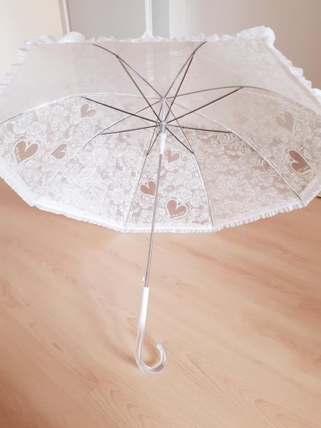 Svadobný dáždnik vystreľovací  - Obrázok č. 2