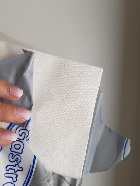 50 ks Gastro Airlaid servítok netkaná textília  - Obrázok č. 2