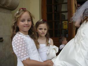 Monička a Kristýnka