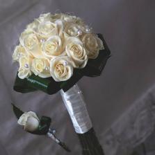 Kytice pro nevěstu bude kombinací téhle