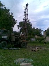 Vrtání studny :-)