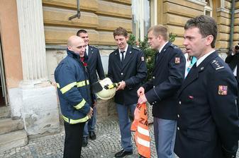 výýýýýjezd jde se hasit