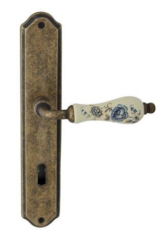 Jedáleň - Túto kľučku máme na dverách do špajzky.