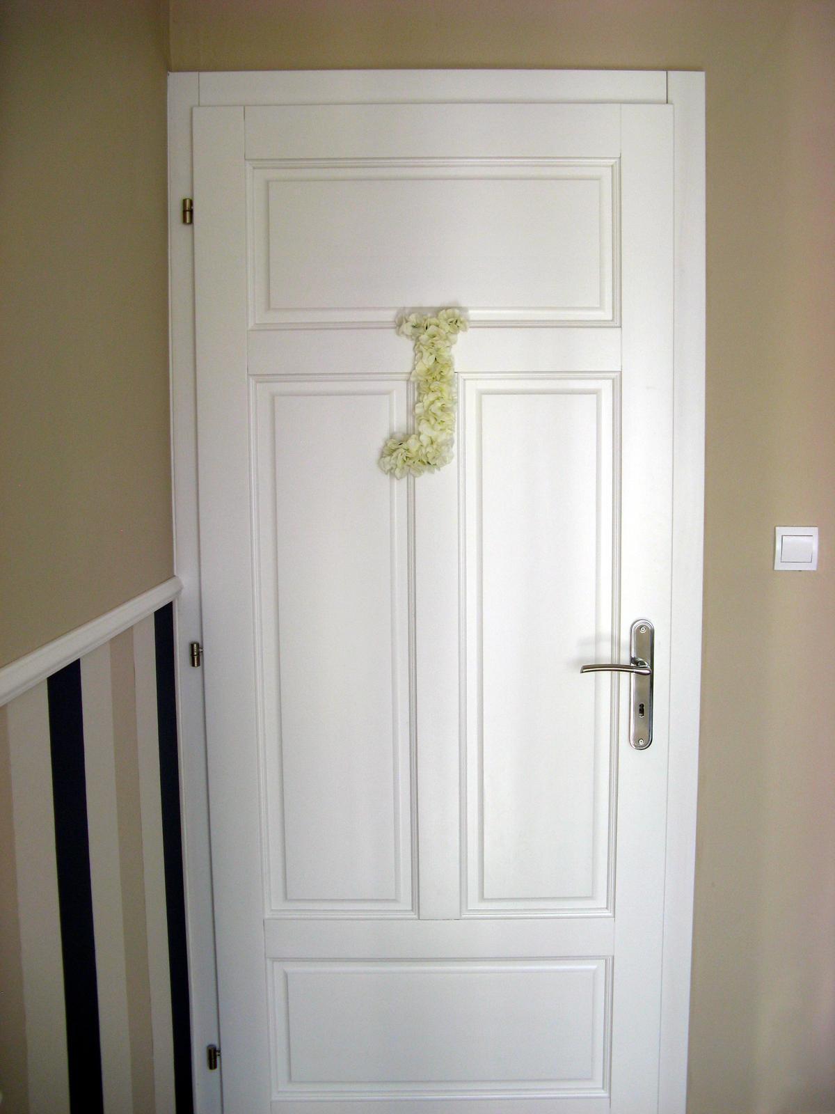 Dekoracie na dvere - Obrázok č. 10