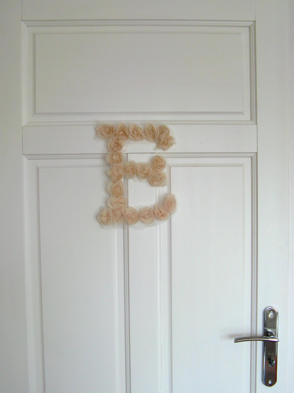 Dekoracie na dvere - Obrázok č. 12