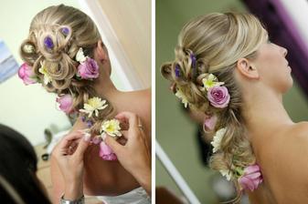 Paní Koppová = vlasová a floristická kouzelnice