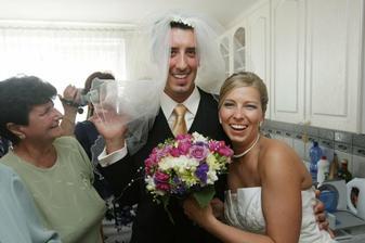 Že by dvě nevěsty?