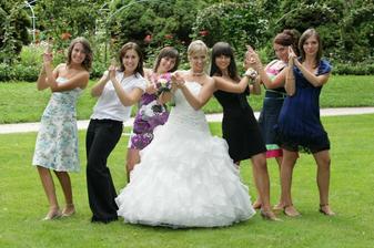 Svatební agentky