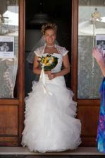 Stejná nevěsta, ale přesto úplně jiná...