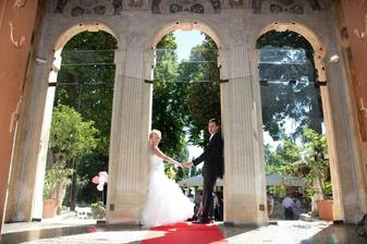 Naše svatby byly prostě dvojnásobně krásný zážitek!