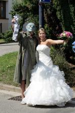 I Fantomas se na mě přišel podívat:-)