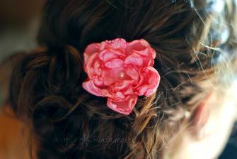DIY dekor do vlasov :)