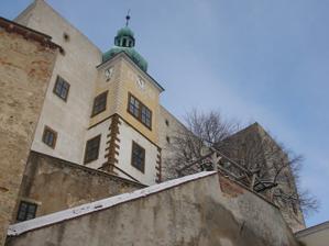 Tady se chceme fotit (hrad Buchlov)