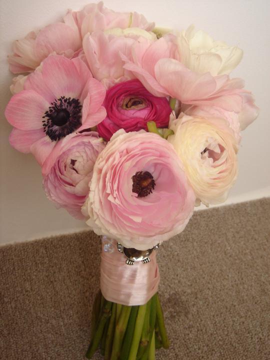 Vlastni realizace - Moje....uz odkvetajici kvetina...byla nadherna