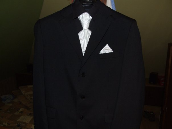 Rychlo sa to krati: 15.5.2010 - oblek mojho draheho =)