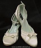 Svatební botičky - šampáň (č.13), 37