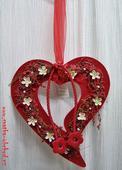 Srdce na dveře (č.13),
