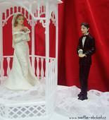 Figurka Romeo a Julie,