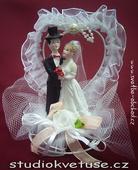 Svatební figurka (č.39),