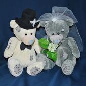 Svatební medvídci 14B,