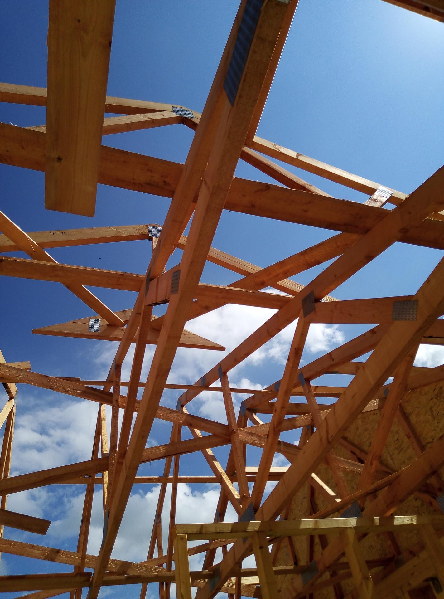 Dům u lesa, stavíme - Obrázek č. 23