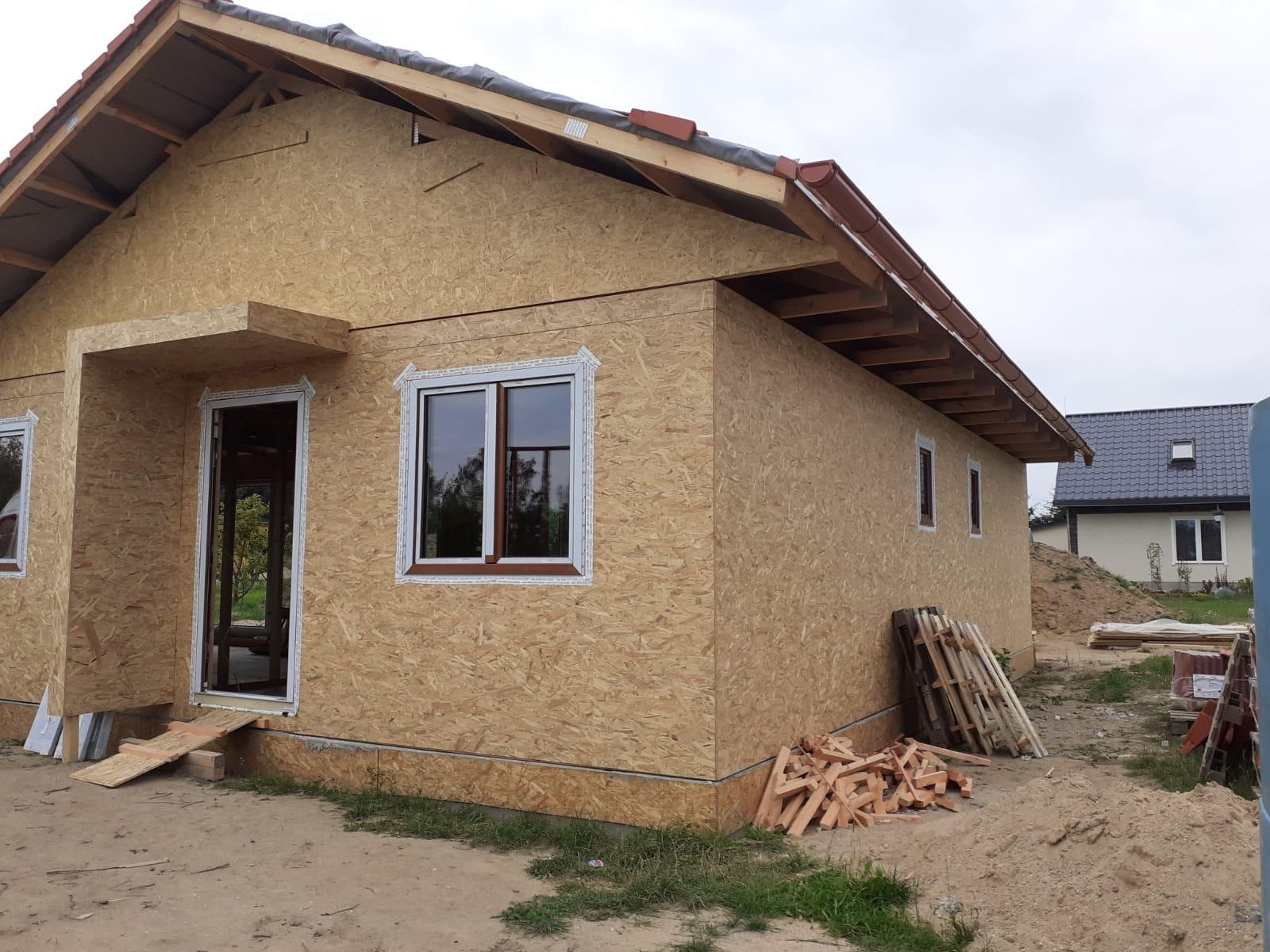Dům u lesa, stavíme - Obrázek č. 52