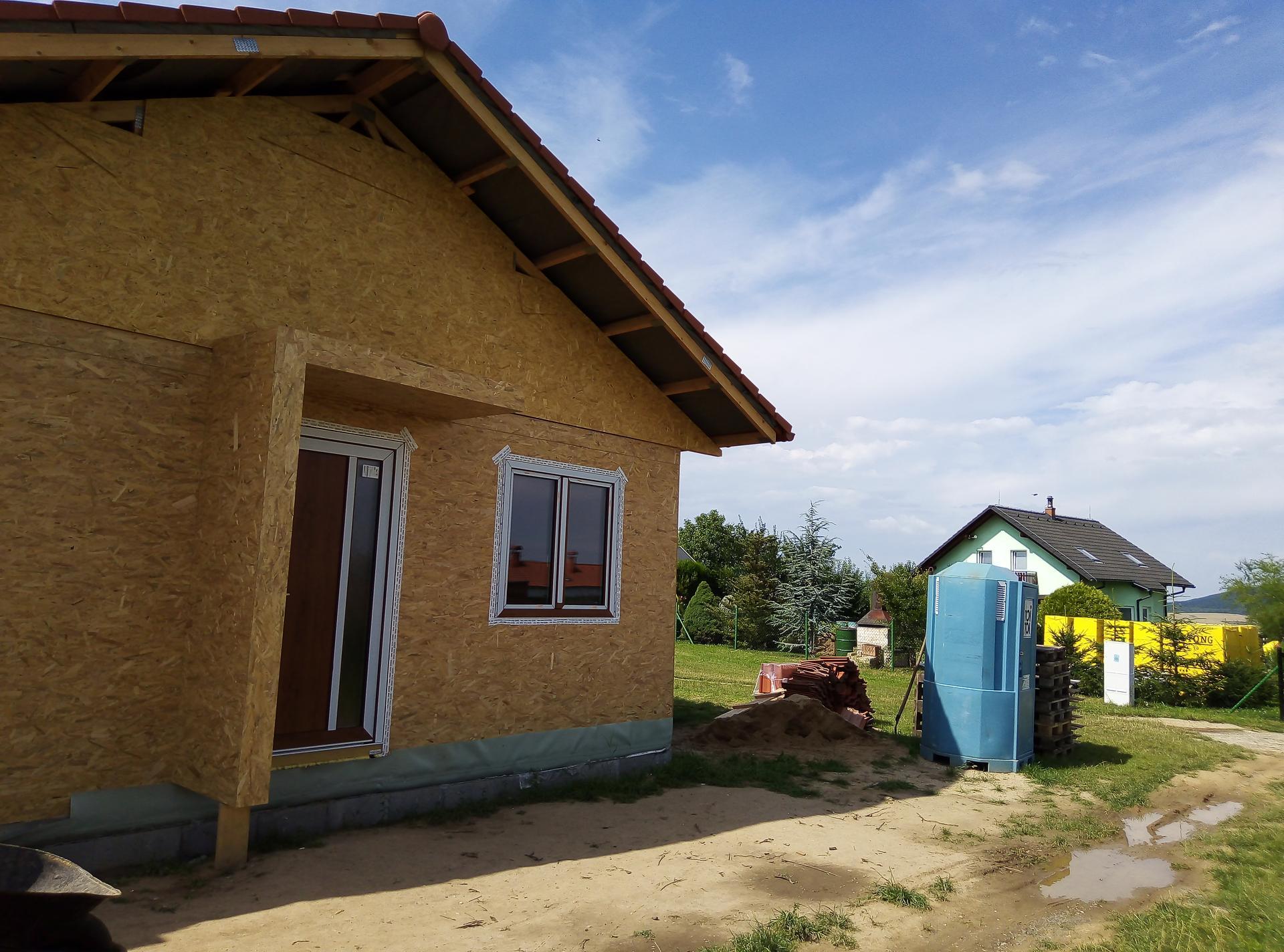 Dům u lesa, stavíme - Obrázek č. 64