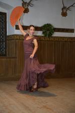 Ema a úžasný tanec s vějířem