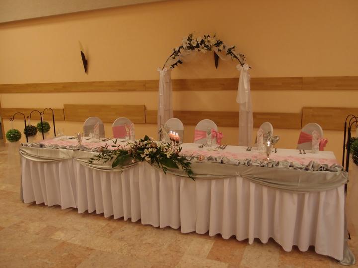 Svadba 11.8.2012, Kaskády Matejovce - Obrázok č. 1