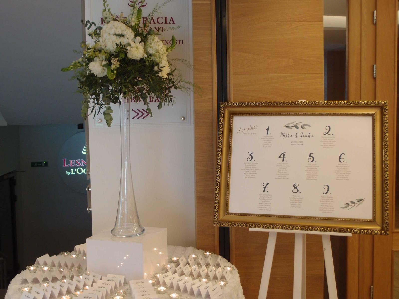 Svadba hotel Lesná Stará Lesná, Janka & Michal - Obrázok č. 6