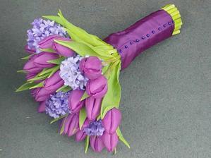 Tulipány vedou!! bohužel nebudou, v létě rychle uvadnou :(
