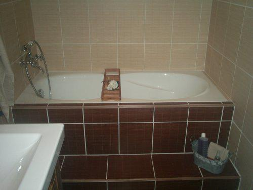 Rekonstrukce vily vilekuly:-) - část koupelny