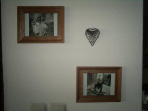 Rekonstrukce vily vilekuly:-) - naše obrazárna ze starých rodinných fotek