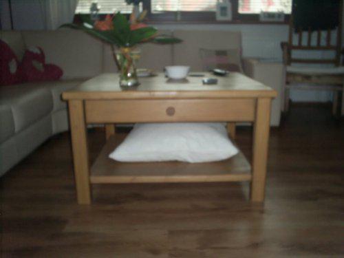 Rekonstrukce vily vilekuly:-) - mnou navržený konferenční stolek