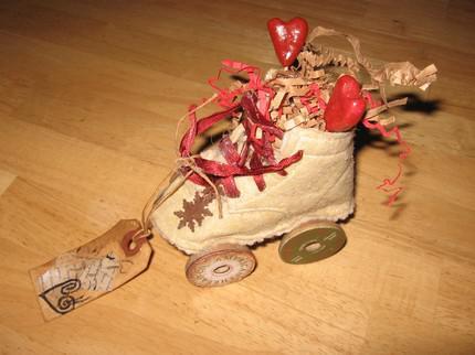 Drobnůstky pro radost - boty proti lásce...