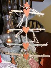 pro ty, kdo slaví sv. Valentýna a těžko se jim loučilo s vánočním stromečkem:-)))