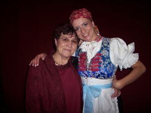 s mojou zlatou mamičkou