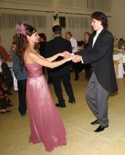 popolnočný dance