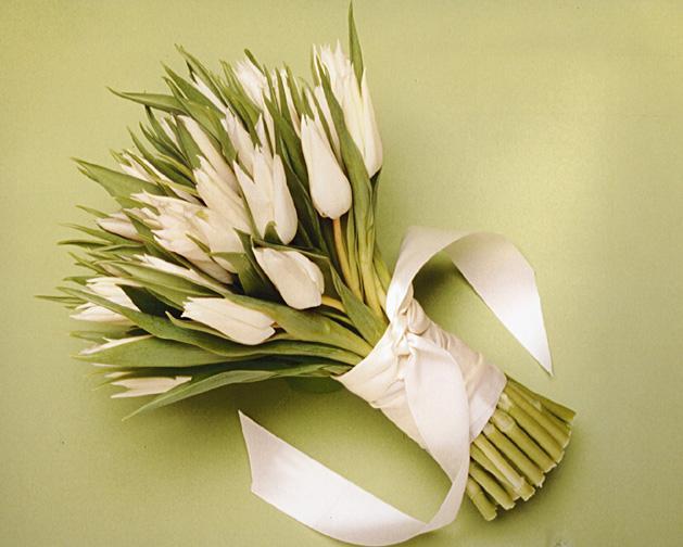 Svadobna kytica z tulipánov - Obrázok č. 23