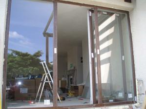 22.- 23.5.2010 francouzské okno pohled z venku
