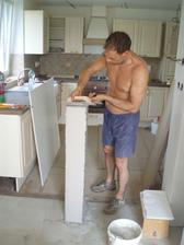 7/2010 dodělávky, můj myška štukuje