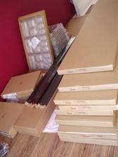 22.8.2010 koupili jsme v IKee skříně do šatny