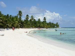 Dominikánská rep. - oblast Bayahibe - Hotel Oasis Canoa nebo Hotel Viva Wyndham Dominicus Beach