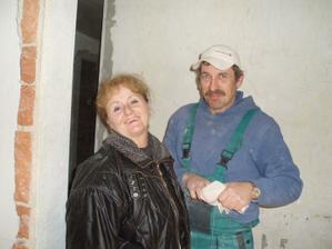4.4.2010 rodinka, mamča s tátou.