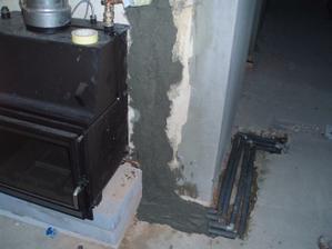 6.4.2010 napojení na radiátory.