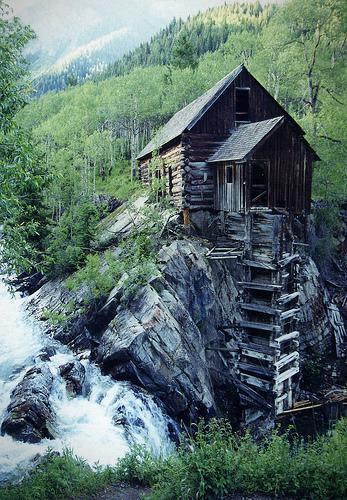 Krajina pre bývanie - ...hory, potoky