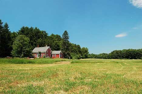 Krajina pre bývanie - ...nížiny, polia