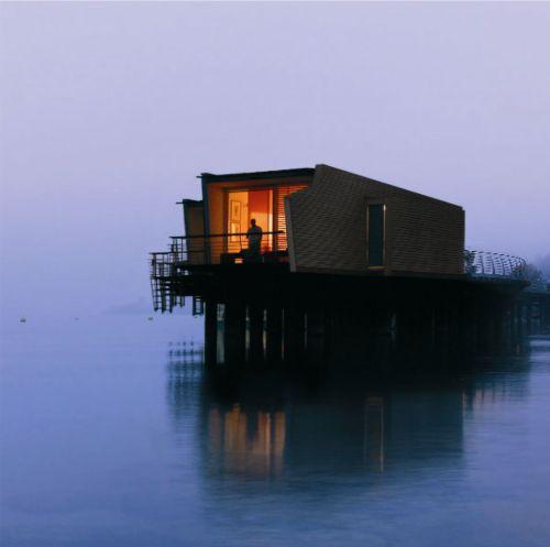 Krajina pre bývanie - ...voda, mlha