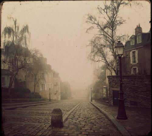 Krajina pre bývanie - ...mesto, ulice