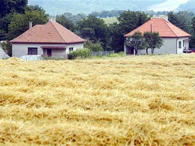 Krajina pre bývanie - ...dedina